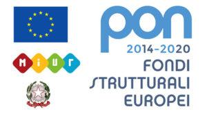 Logo ministeriale del PON