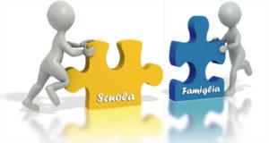 scritta scuola-famiglia